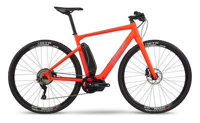 BMC Alpenchallenge AMP Cross Two E-Crossbike