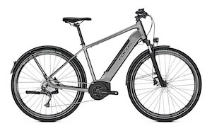 Focus Planet2 5.9 Cross E-Bike
