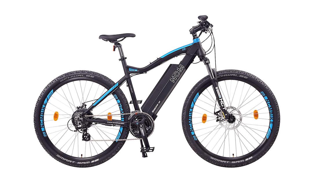 NCM E Bike: 7 Top Räder für wenig Geld [Vergleich] alles