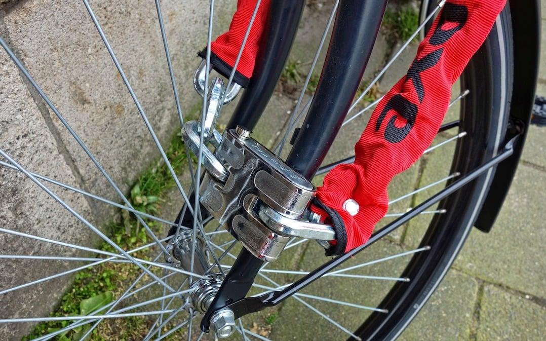 Fahrrad Schlösser & Sicherheit aus Stahl mit