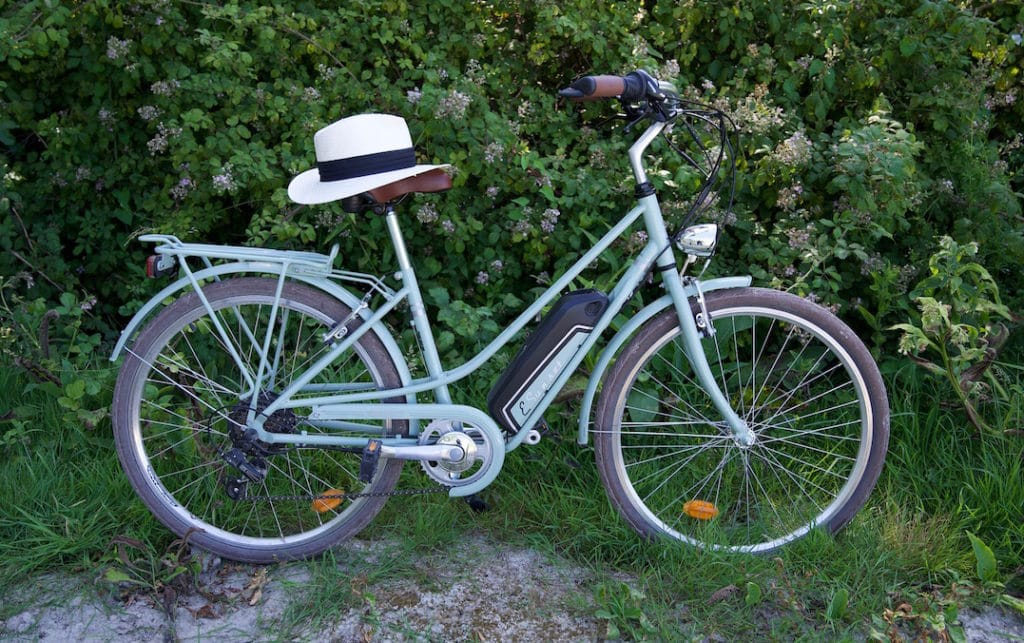 E-Bike Trekking-Rad