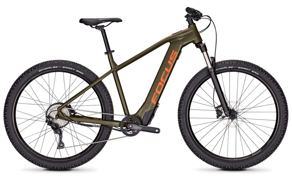 Focus Whistler2 6.9 - 252 Wh