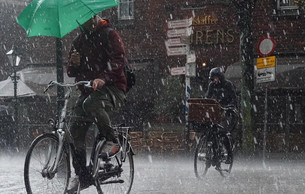 fahrrad regenjacke sommer