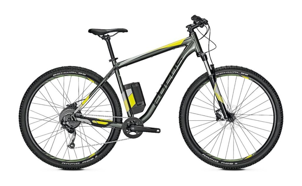 Focus Whistler2 3.9 - 252 Wh