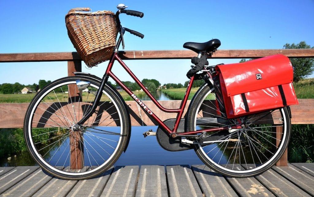 Fahrradtasche Gepäckträger