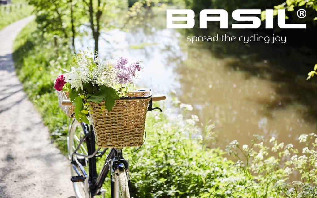 Fahrradkorb Basil