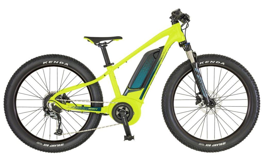Scott Roxter eRide 24 Jugend-E-Mountainbike