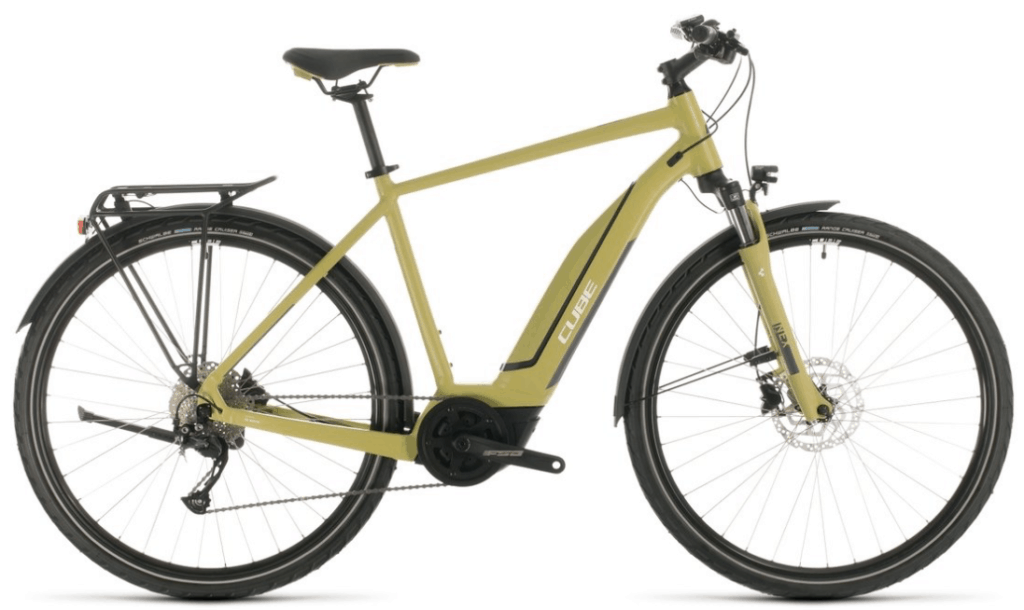 Cube Touring Hybrid One 500 - 500 Wh - 2020 - 28 Zoll - Diamant