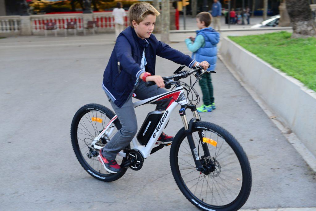 Kinder E-Bike