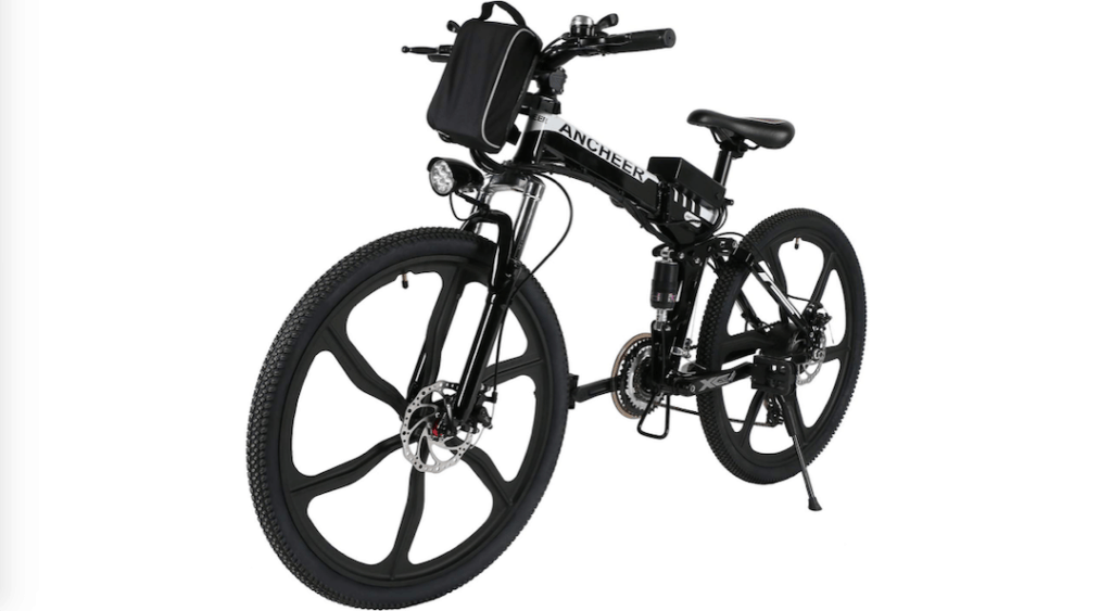 Ancheer faltbares e-Mountainbike