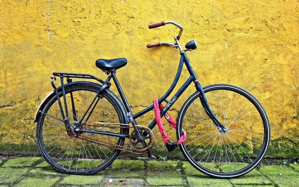 Kettenschloss Fahrrad