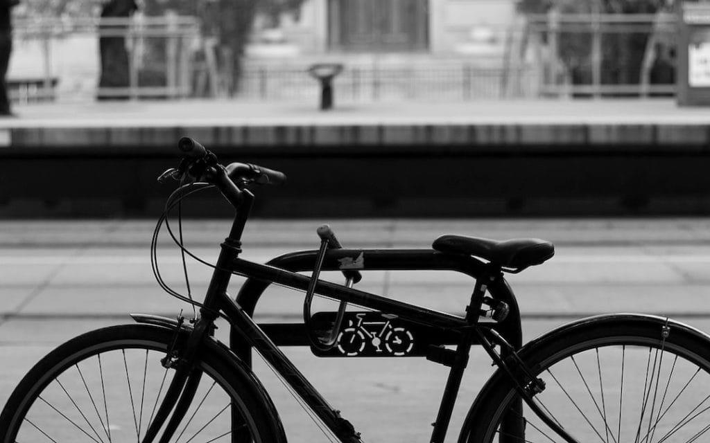 Bügelschloss Fahrrad
