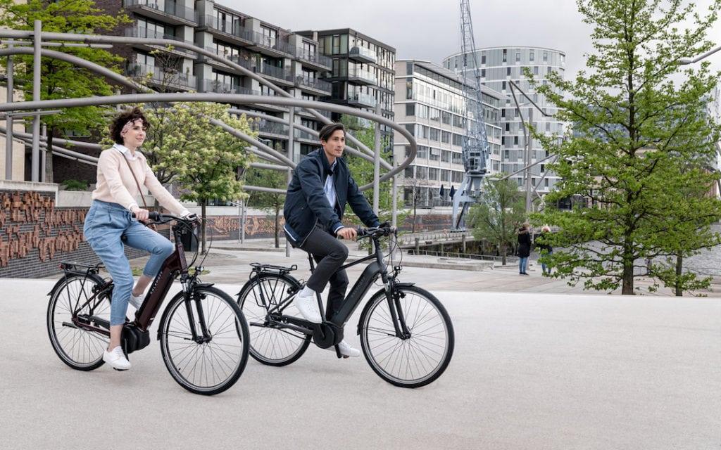 E-Bikes bis 25 km/h