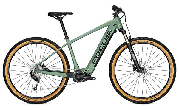Focus Jarifa2 6.7 Nine E-Bike Hardtail