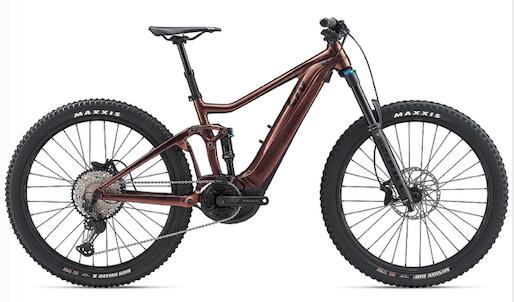 """LIV by GIANT  Damen E-Mountainbike 27,5"""" E+ 1 Pro PWR6 2020"""