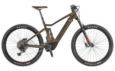 Scott Strike eRide 720 E-Bike Fully