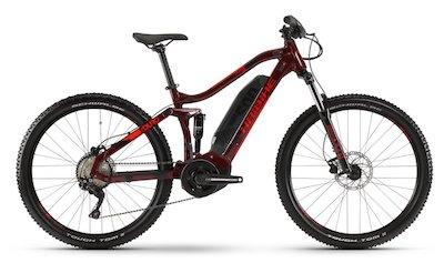 Haibike SDURO FullSeven Life 1.0 Damen E-Bike Fully