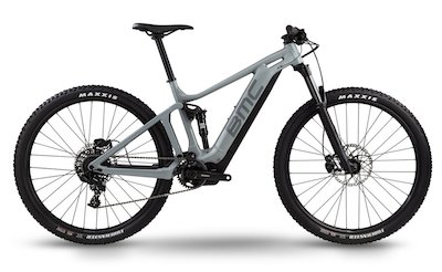 BMC Speedfox AMP Five E-Bike Fully