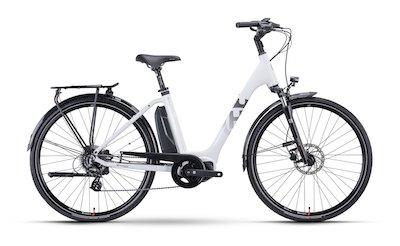 Husqvarna Eco City 1 - E-Bike Tiefeinsteiger 2021