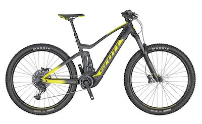 Scott Strike eRIDE 940 Fully E-Bike