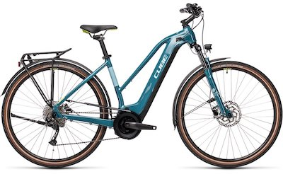 Cube Touring Hybrid One 400 Damen Tour-E-Bike