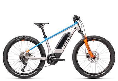 CUBE ACID 240 HYBRID ROOKIE PRO 400 Jugend-E-Bike