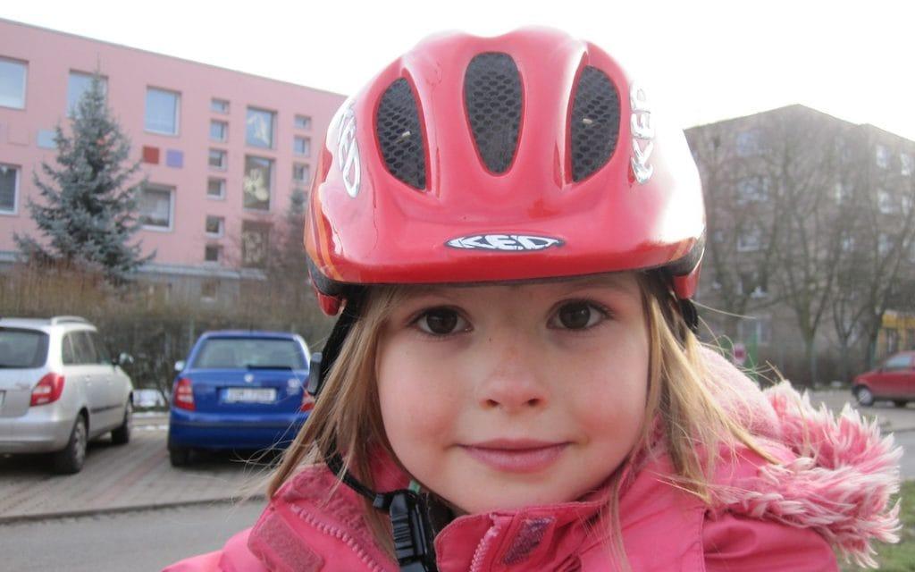 Fahrradhelm Baby