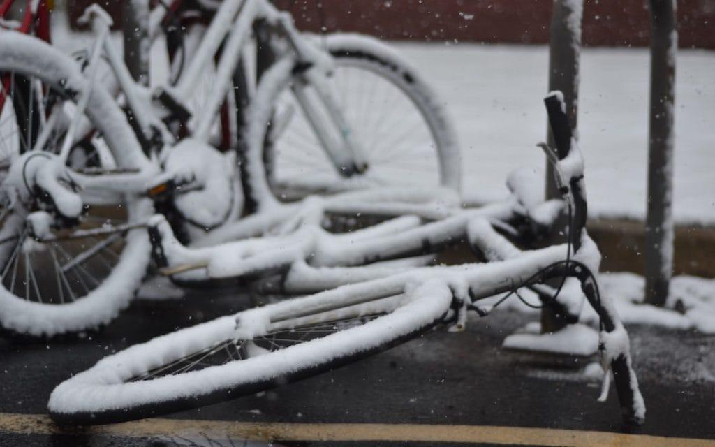 Fahrradhaube